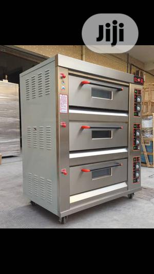 Quality Guaranteed 9trays Industrial Gas Oven