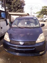Toyota Sienna 2004 XLE FWD (3.3L V6 5A) Blue | Cars for sale in Lagos State, Surulere
