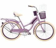 """Huffy 24"""" Nel Lusso Girls' Cruiser Bike 
