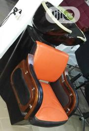 Executive Salon Chair With Bowl | Salon Equipment for sale in Lagos State, Lagos Island