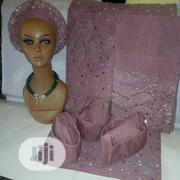 Fully Stoned And Designed Auto Gele | Clothing Accessories for sale in Lagos State, Ikeja