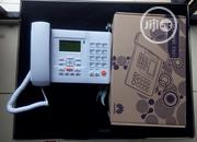 New Huawei F501 GSM Desktop Telephone | Home Appliances for sale in Rivers State, Port-Harcourt