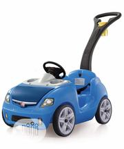 Step2 Whisper Ride II Ride On Push Car, Blue | Toys for sale in Lagos State