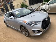 Hyundai Veloster 2014 Silver | Cars for sale in Lagos State, Alimosho
