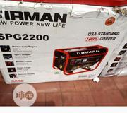 Firman SPG 2200 Generator | Electrical Equipments for sale in Lagos State, Ikeja