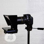 Mini Teleprompter Portable Phone Teleprompter For Camera Speech | Photo & Video Cameras for sale in Lagos State, Kosofe