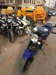Hyosung Comet 2008 Blue | Motorcycles & Scooters for sale in Agege, Lagos State, Nigeria