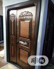 4ft By 7ft Height Pure Copper Security Door. | Doors for sale in Lagos State, Orile