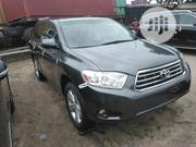 Toyota Highlander Limited 2010 Green   Cars for sale in Lagos State, Apapa