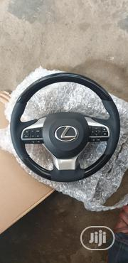 Toyota Lx 570 2018 Wheel Steering | Vehicle Parts & Accessories for sale in Lagos State, Mushin