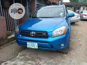 Toyota RAV4 2008 2.4 Blue | Cars for sale in Lagos State, Surulere