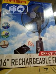 QASA Rechargeable Fan | Home Appliances for sale in Oyo State, Ibadan North