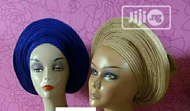 Archive: Auto Gele At Its Finest