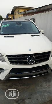 Mercedes-Benz M Class 2013 White | Cars for sale in Lagos State, Maryland