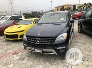 Mercedes-Benz M Class 2013 Gray   Cars for sale in Lagos State, Lekki Phase 1