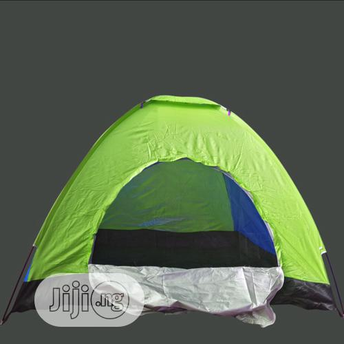 Travelling Light W/ Durable Camping Tent