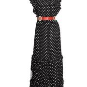 Polka Dot Maxi Dress | Clothing for sale in Lagos State, Surulere