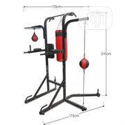 Jx - 153 Power Tower With Boxing Station   Sports Equipment for sale in Lagos State, Lekki Phase 2