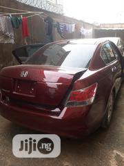 Honda Accord 2009 LX 2.4 Automatic Red   Cars for sale in Rivers State, Port-Harcourt
