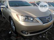 Lexus ES 2010 350 Gold | Cars for sale in Lagos State, Orile