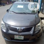Toyota Avensis 2011 Gray | Cars for sale in Lagos State, Mushin