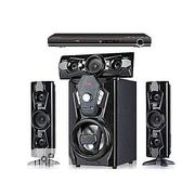Jiepak Duty Bluetooth Home Theatre System | Audio & Music Equipment for sale in Lagos State, Ikeja