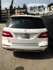 Mercedes-Benz M Class 2012 White | Cars for sale in Lagos State, Amuwo-Odofin