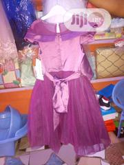 Girls Deep Purple Ball Gown | Children's Clothing for sale in Oyo State, Ibadan North West