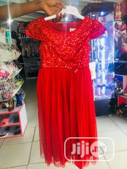 Quality Girl's Gown in Red | Children's Clothing for sale in Lagos State, Ajah