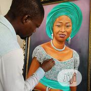 Portrait Painting An Act Of Immortalization. Is Academic   Building & Trades Services for sale in Rivers State, Obio-Akpor