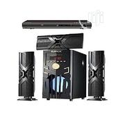 Djack 3.1ch Powerful X-bass Bluetooth Home Theater Dj-23 + A DVD | Audio & Music Equipment for sale in Lagos State, Ikeja