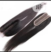 10 Inch Lace Closure Virgin Human Hair | Hair Beauty for sale in Abuja (FCT) State, Kuje