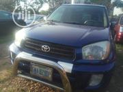 Toyota RAV4 2004 Blue | Cars for sale in Abuja (FCT) State, Central Business District