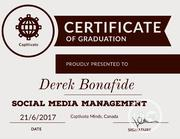 Learn Social Media Management Course Online | Classes & Courses for sale in Lagos State, Lagos Island