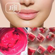 Deep Permanent Pink Lips Balm - Quickly Fades Black Lips In 3 Days | Skin Care for sale in Rivers State, Port-Harcourt