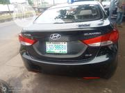 Hyundai Elantra 2012 GLS Automatic Black | Cars for sale in Lagos State, Lagos Mainland