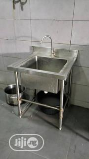Industrial Single Bowl Sink | Restaurant & Catering Equipment for sale in Lagos State, Ojo