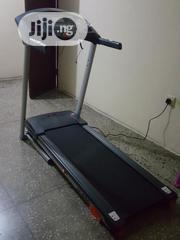 Treadmill Exercise Machine With Music 100kg | Sports Equipment for sale in Lagos State, Victoria Island