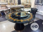 High Quality Marble Dinning With 6 Chairs .=400,000 | Furniture for sale in Lagos State, Lagos Mainland