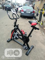 Brand New POWER FLEX Spinning Bike , With Display Meter | Sports Equipment for sale in Lagos State, Surulere