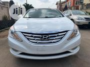 Hyundai Sonata 2012 White | Cars for sale in Lagos State, Alimosho