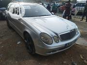 Mercedes-Benz E350 2005 Silver | Cars for sale in Abuja (FCT) State, Garki II