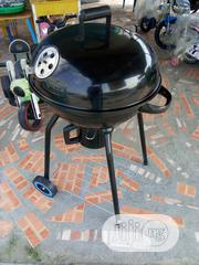 Potable Black Charcoal Barbecue Grill | Kitchen Appliances for sale in Lagos State, Ajah