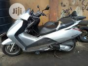 Honda 2002 Silver | Motorcycles & Scooters for sale in Lagos State, Apapa