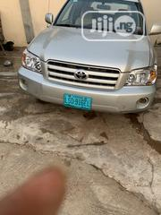 Toyota Highlander 4x4 2005 Silver | Cars for sale in Oyo State, Ibadan