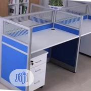 Top Notch Blue Office Workstation Table | Furniture for sale in Lagos State, Surulere
