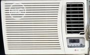 UK Used 1.5hp LG Window Unit Air Conditioner | Home Appliances for sale in Lagos State, Lagos Mainland