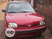 Nissan Micra 1999 Red | Cars for sale in Lagos State, Ikeja