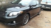 Toyota Corolla 2011 Black | Cars for sale in Lagos State, Lagos Mainland