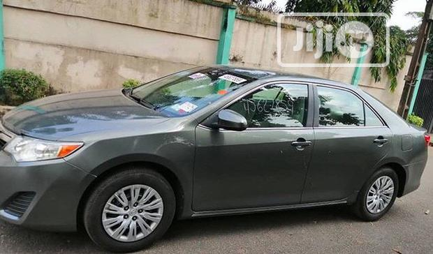 Archive: Toyota Camry 2013 Green